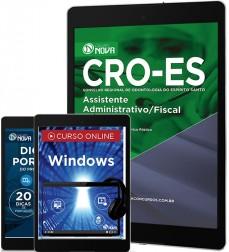 Download Apostila CRO ES Pdf - Assistente Administrativo / Fiscal