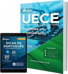 Apostila UECE - Assistente em Administração