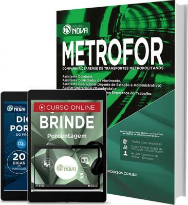 Apostila METROFOR – Comum a Diversos Cargos