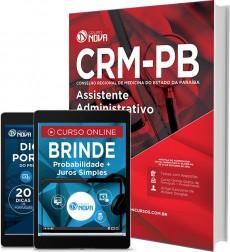 Apostila CRM PB - Assistente Administrativo