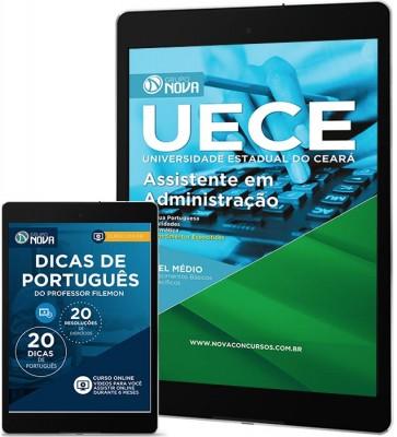 Download Apostila UECE - Assistente em Administração