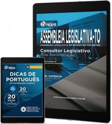 Download Apostila Assembleia Legislativa TO - Consultor Legislativo - Área Administração