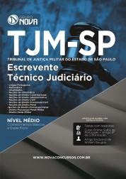 Apostila TJM - SP – Escrevente Técnico Judiciário