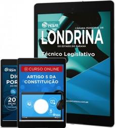 Download Apostila Londrina Pdf – Técnico Legislativo