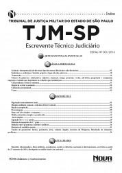 Download Apostila TJM - SP pdf – Escrevente Técnico Judiciário