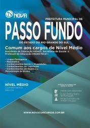 Apostila Prefeitura de Passo Fundo - Cargos de Nível Médio