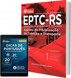 Apostila EPTC - RS – Agente de Fiscalização de Trânsito e Transporte