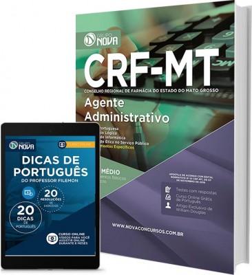 Apostila CRF MT - Agente Administrativo