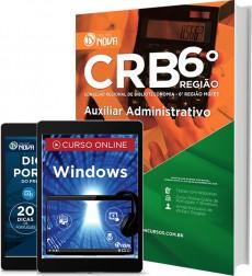 Apostila CRB 6º Região – Auxiliar Administrativo