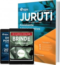 Apostila Juruti – Assistente Administrativo