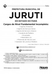 Apostila Juruti – Cargos de Nível Fundamental