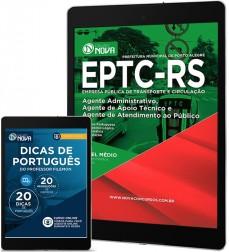 Download Apostila EPTC - RS Pdf – Agente Administrativo, Agente de Apoio Técnico e Agente de Atendimento ao Público