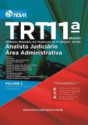 Apostila TRT 11ª Região – Analista Judiciário - Área Administrativa