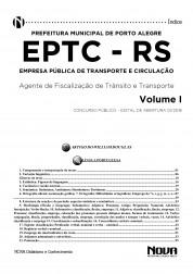 Download Apostila EPTC - RS Pdf – Agente de Fiscalização de Trânsito e Transporte