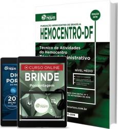 Apostila Fundação Hemocentro de Brasília - Técnico Administrativo