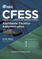 Apostila CFESS - Assistente Técnico Administrativo