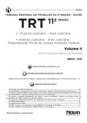 Download Apostila TRT 11ª Região Pdf – Analista Judiciário - Especialidade Oficial de Justiça Avaliador Federal