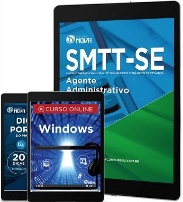 Download Apostila SMTT SE Pdf – Agente Administrativo