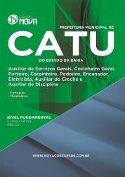 Download Apostila Catu Pdf - Comum aos cargos de Nível Fundamental
