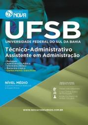 Apostila UFSB – Assistente em Administração
