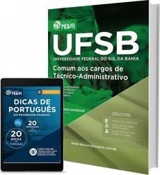 Apostila UFSB – Comum aos cargos de Técnico - Administrativo