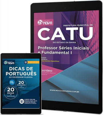 Download Apostila Catu Pdf - Professor Séries Iniciais e Fundamental I