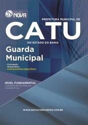 Download Apostila Catu Pdf - Guarda Municipal