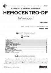 Apostila HEMOCENTRO – Analista de Atividades do Hemocentro - Enfermagem