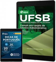 Download Apostila UFSB Pdf – Comum aos cargos de Técnico - Administrativo