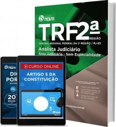 Apostila TRF 2ª Região - Analista Judiciário - Área Judiciária