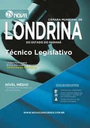 Combo Londrina – Técnico Legislativo + Caderno de Teste + Curso Online