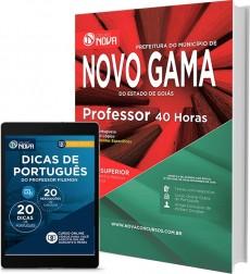 Apostila Novo Gama – Professor 40 horas