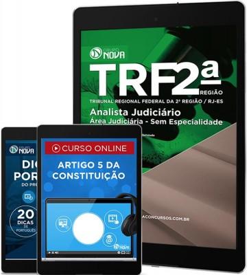 Download Apostila TRF 2ª Região Pdf - Analista Judiciário - Área Judiciária