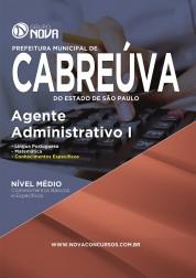 Download Apostila Cabreúva Pdf – Agente Administrativo I