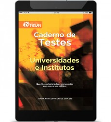 Download Apostila Caderno de Testes Pdf - Universidades e Institutos