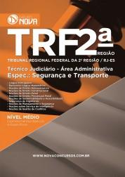 Download Apostila TRF 2ª Região Pdf - Técnico Judiciário - Segurança e Transporte