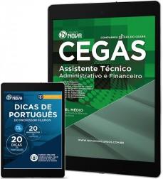 Download Apostila CEGÁS Pdf – Assistente Técnico Administrativo e Financeiro
