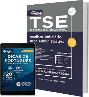 Apostila TSE – Analista Judiciário - Área Administrativa