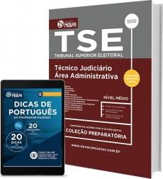 Apostila TSE – Técnico Judiciário - Área Administrativa