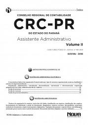 Apostila CRC – Assistente Administrativo