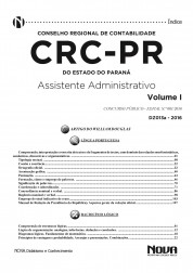 Download Apostila CRC Pdf – Assistente Administrativo