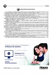 Apostila Goianira 2016 – Professor P II
