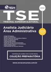 Download Apostila TSE Pdf – Analista Judiciário - Área Administrativa