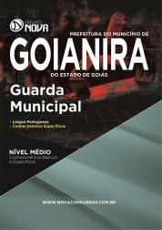 Download Apostila Goianira Pdf 2016 – Guarda Municipal