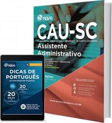 Apostila CAU - Assistente Administrativo