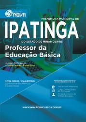 Apostila Ipatinga – Professor da Educação Básica