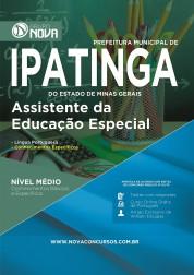 Apostila Ipatinga – Assistente da Educação Especial