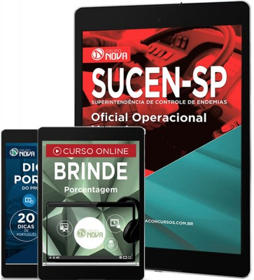 Download Apostila SUCEN Pdf - Oficial Operacional Motorista