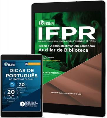 Download Apostila IFPR Pdf - Auxiliar de Biblioteca