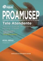 Download Apostila PROAMUSEP Pdf – Tele Atendente